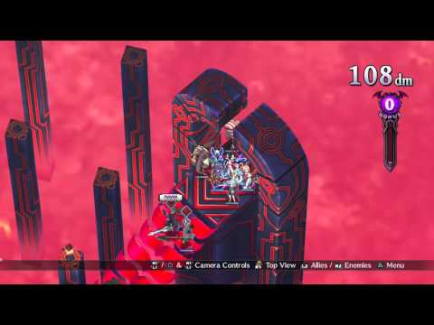 Disgaea 5 - Carnage Dark (Dimensional Devastation Trophy)