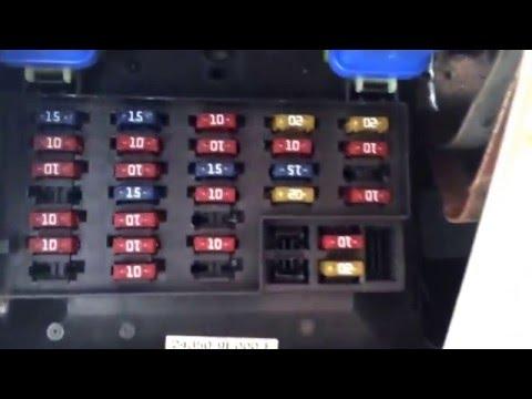 2000 Nissan Altima Fuse Box Location