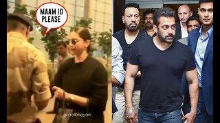 When Bollywood Celebs Embarrassed At Airport Security Check | Deepika Padukone, Salman Khan