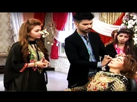 Best Makeup Tips By Kashee's in Good Morning Pakistan