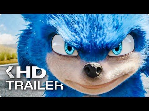 Xxx Mp4 SONIC The Hedgehog Trailer 2019 3gp Sex