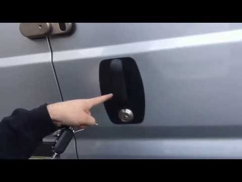 Peugeot Boxer - Ultimate Locks, T Series Locks 4 Vans Deadlocks, Slamhandles and Catloc Installation