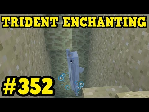 Minecraft Xbox Let's Play #352 - CHANNELING & Dolphin Captivity