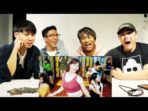 TWICE - LIKEY MV Reaction (Feat. JRE, Kennyboy Slay)