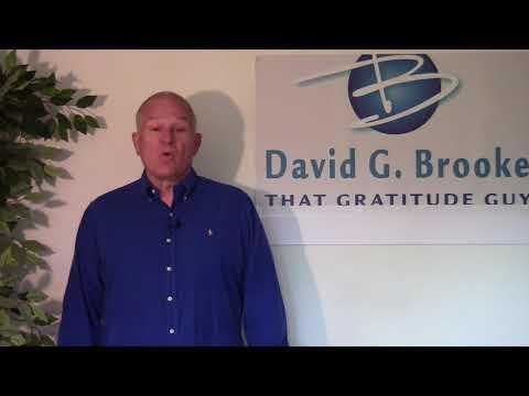 David George Brooke - That Gratitude Guy