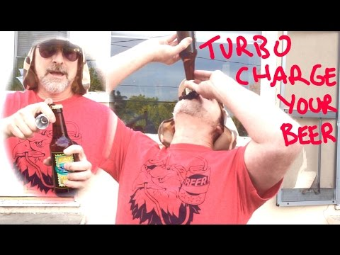 Turbo Whistle Bottle Opener