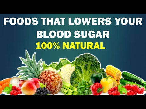 6 Types Of Food That Lowers Your Blood Sugar Naturally