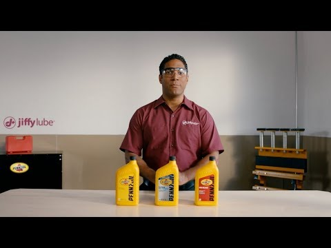 Tips in a Jiffy, Jiffy Lube Video Series: Motor Oil 101
