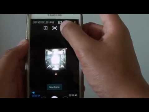Samsung Glaaxy S5: How to Capture a Photo Snapshot from a Video