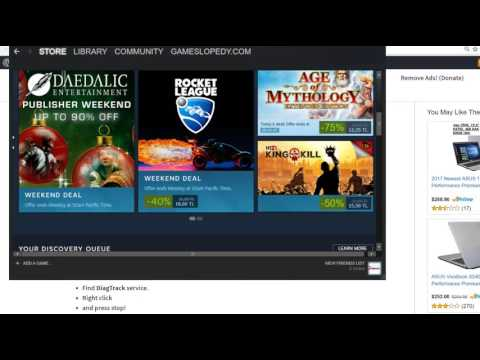 How to Fix Steam Games Downloading Speed and Sudden Drops