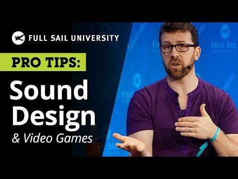 Building Sound Design for Video Games | Full Sail University
