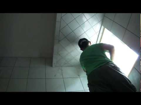 How To Grout Ceiling Tile.