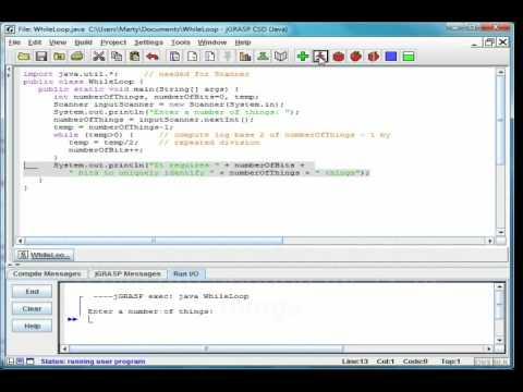 Java #04 - While Loop