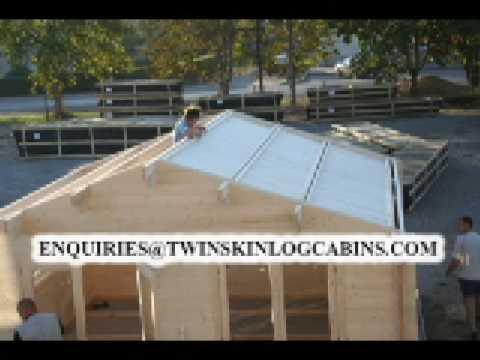 TWINSKINLOGCABINS,log cabins, log cabin, log huts, timber buildings