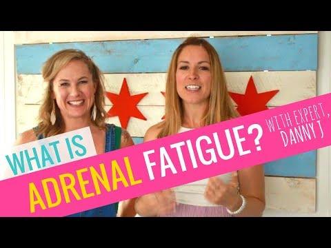 What Is Adrenal Fatigue? Adrenal Fatigue Symptoms + Signs w Danny J