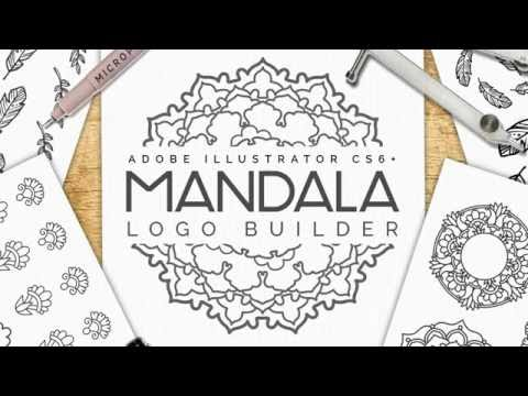 Building Mandala Logos In Illustrator Cs6
