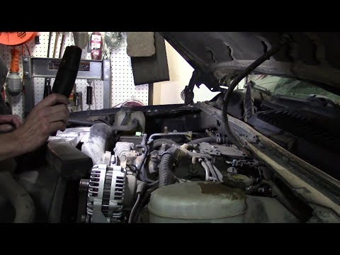 Chevy Tahoe- Lean O2 Sensor/Fuel Trim Codes