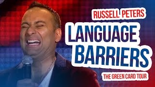 """""""Language Barriers"""" 