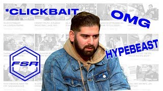 Qias Omar Gets Called Out for Hypebeast Clickbait I Full Size Run