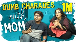 Dumb Charades Gola With Mom || Mahathalli || Tamada Media