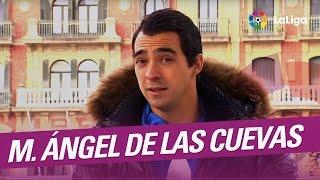 El Protagonista: Miguel de las Cuevas, jugador de Osasuna