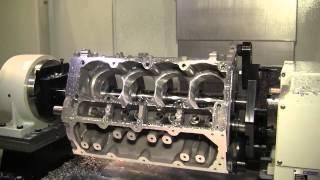 5 axis CNC Cylinder Head Porting Machine Videos & Books