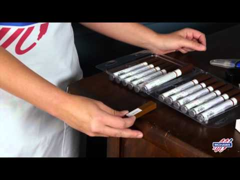 How to Fill in Dents & Gouges in Wood Furniture