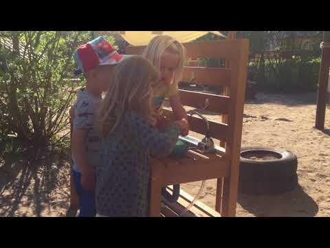 Outdoor Water Play MUD KITCHEN