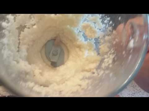 Coconut Butter in the Oster Pro 1200 Blender
