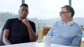 Download Talking Tech & Saving the World with Bill Gates! Video