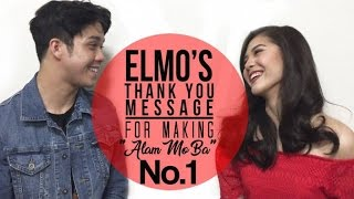 "Elmo - Thank You Message for making ""Alam Mo Ba"" #1"