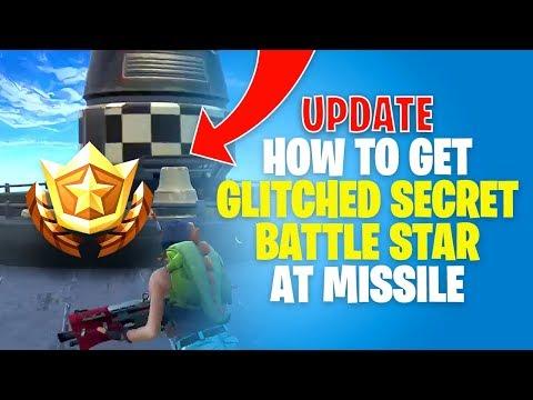 UPDATED: Missile Secret Battle Star Glitch - How to Get Week 4 Star in Fortnite Battle Royale