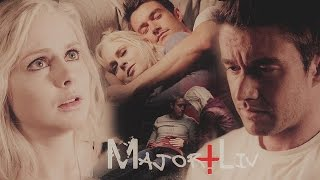 """[iZOMBIE] Major & Liv 