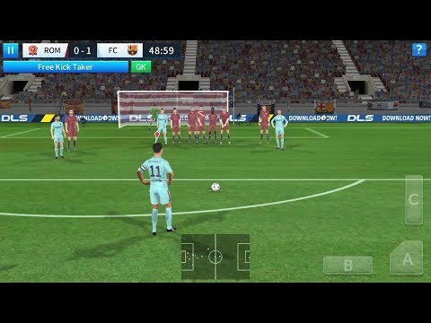 Dream League Soccer 2018 Android Gameplay #22