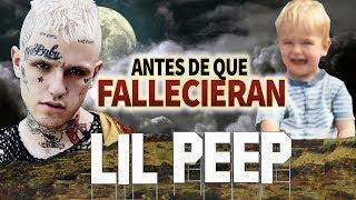 LIL PEEP - Antes De Que Fallecieran - RIP