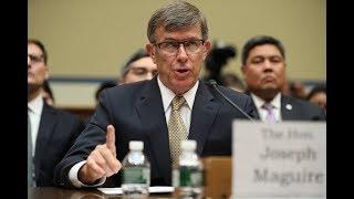 El Director Interino de Seguridad Nacional testifica ante el Comité de Inteligencia de la Cámara