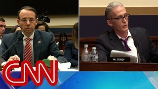 Gowdy presses Deputy AG on possible bias against Trump