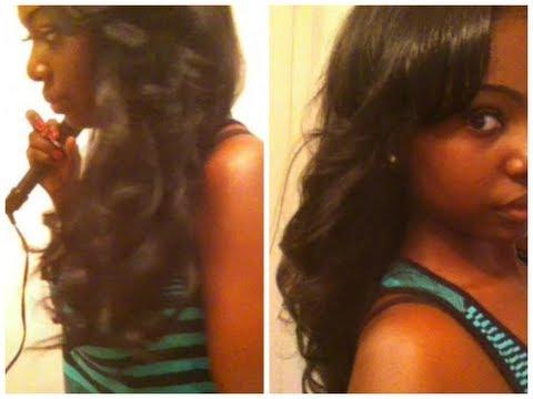 Big Bouncy Curls on Remy hair