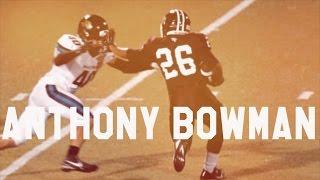 "Anthony Bowman | Redwoods RB Commit Football Highlights | ""XO Tour Llif3"""