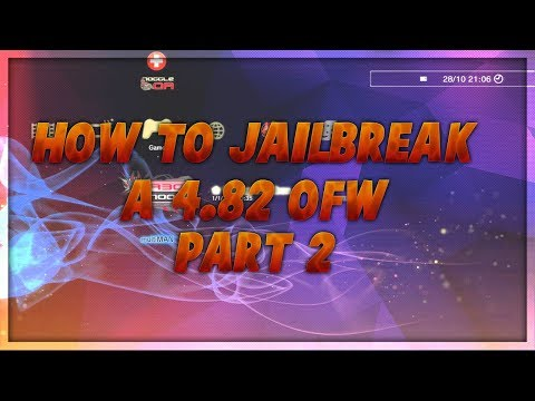 How to Jailbreak Your PS3! (4.82 OFW) NEW METHOD!! (NO CORRUPT DATA!)