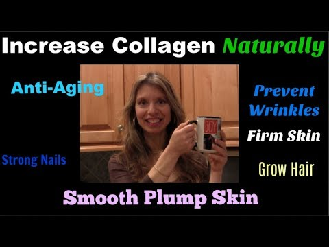 The Fastest and Easiest Way To Increase Collagen Naturally