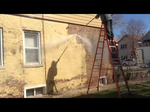 Brick Cleaning Chicago | Paint Removal Chicago