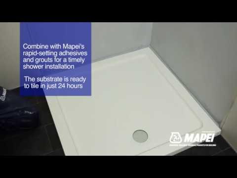 Mapei UK Shower Waterproofing Kit - Tile Mountain