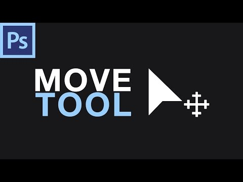 How to Use the Move Tool - Photoshop CS6
