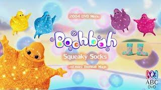 Boohbah   Squeaky Socks 2005 DVD Menu (HD)