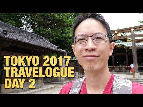 Checking out Tokyo Skytree, Sumida River & Senso Ji | Tokyo Day 2