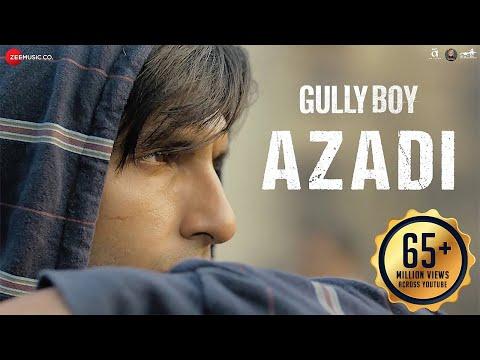 Xxx Mp4 Azadi Gully Boy Ranveer Singh Amp Alia Bhatt DIVINE Dub Sharma Siddhant Zoya Akhtar 3gp Sex