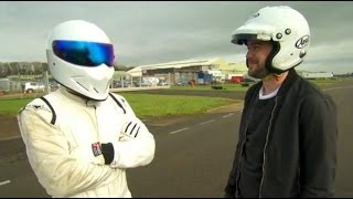 Driving lesson with The Stig - Jack Whitehall: 1st time driver - Top Gear Series 21