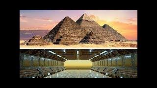 العثور على مدينة غامضة تحت الأهرامات المصرية.. لن تصدق شكلها من الداخل !!
