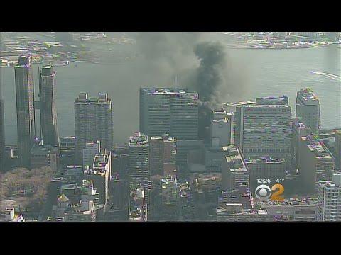 Fire At NYU-Langone Med. Center